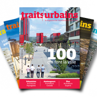 MAGAZINE TRAITS URBAINS
